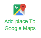 Add place to Google maps