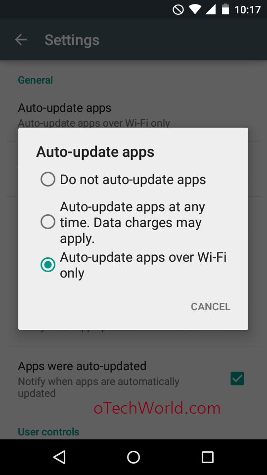 How To Save Data On Android Phone Update