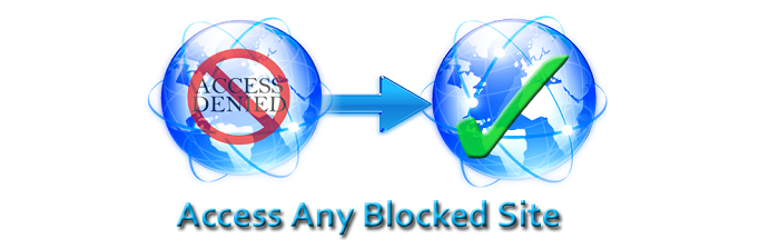 Open Blocked Sites Using Ultrasurf