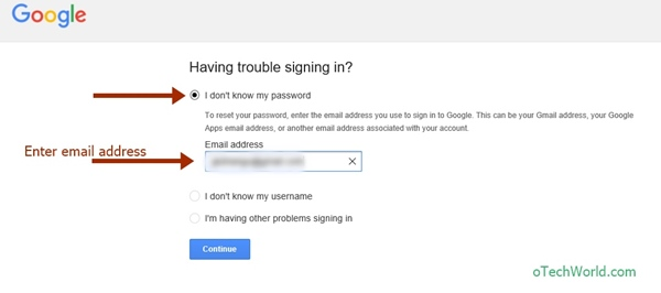Know If An Email Address Is Valid Or Not In gmail