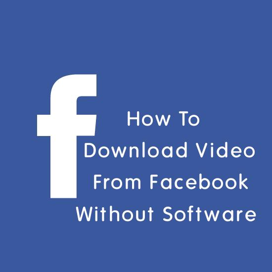 download vídeo facebook