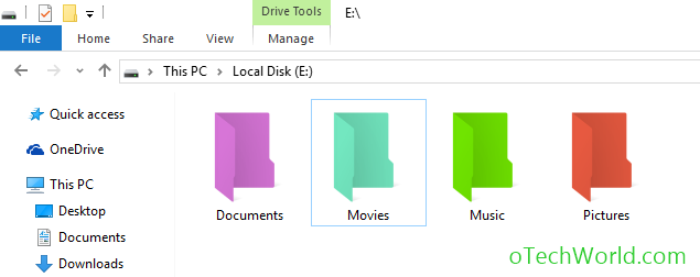 folder colorizer to Change The Color Of Folders In Windows