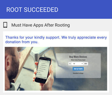kingoroot-root-succeed Root Android Without PC