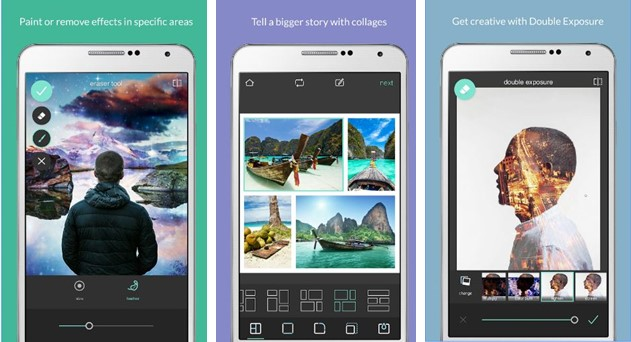 pixlr photo editing app for android