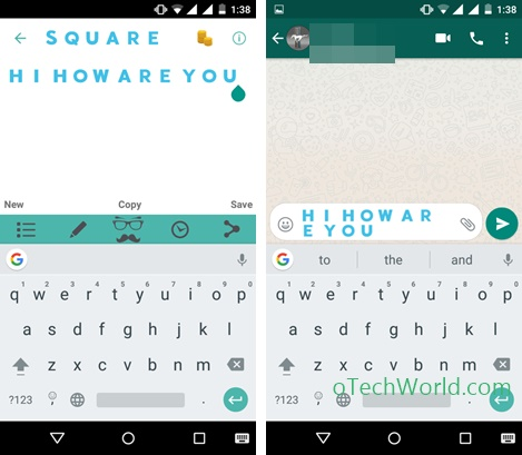 How to use Font Changer Apps