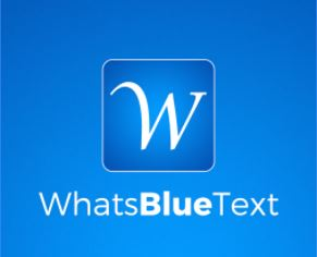 WhatsBlue text how to Change WhatsApp Font Color