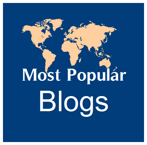 most popular blogs in the world