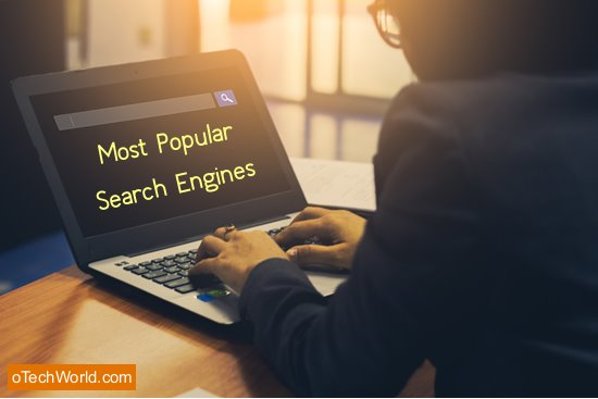 Top 10 Most Popular Search Engines In The World 2019
