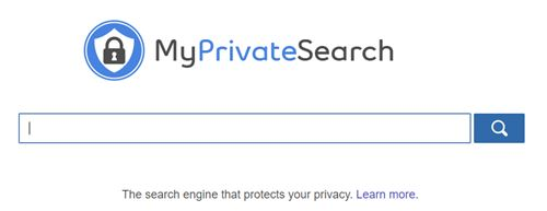 My Private Search Engine