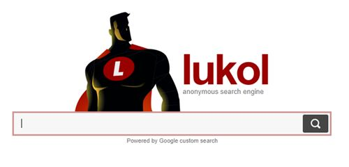 lokul anonymous search engine