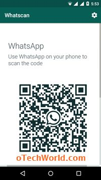 whatscan to use 1 whatsapp account in 2 mobile phones