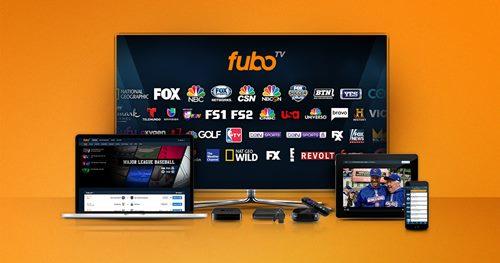 fuboTv internet tv service for live sports