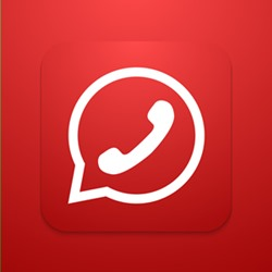 Features of WhatsApp Red