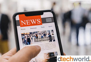 Top 15 Most Popular News Websites In The World  , Vectribe